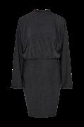 Kjole viLulexa Highneck L/S Short Dress