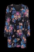 Kjole vmGina LS V-neck Short Dress