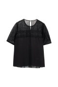 Top New Light Cliff Blouse