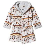 Molo Way Bath Robe Be my Ladybird 86/92 cm