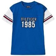 Tommy Hilfiger Blue Shorts Sleeve Tee 98 (3 years)
