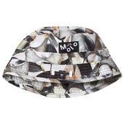 Molo Niks Sun Hats Skateboard camouflage 6-8 år