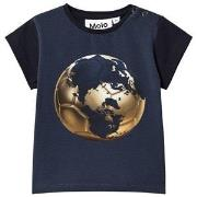 Molo Eddie T-Shirt Football Globe 74 cm (6-9 mdr)