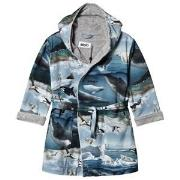 Molo Way Bathrobe Arctic Landscape 86/92 cm