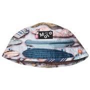 Molo Niks Sun Hat Board Stripe 1-2 år