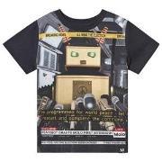 Molo Raddix T-Shirt Peace Bot 92 cm (1,5-2 år)