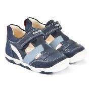 Geox Navy Balu Sandals 20 (UK 3.5)