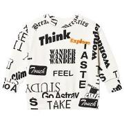 Molo Madsim Sweatshirt Words 152 cm (11-12 år)