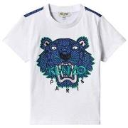 Kenzo Optic White Aritex Tiger Tee 2 years