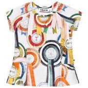 Molo T-shirts SS Robbin Rosettes 92 cm (1,5-2 år)