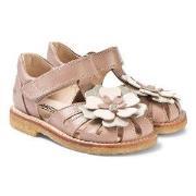 Angulus Make-Up Flower Sandals 23 (UK 6)